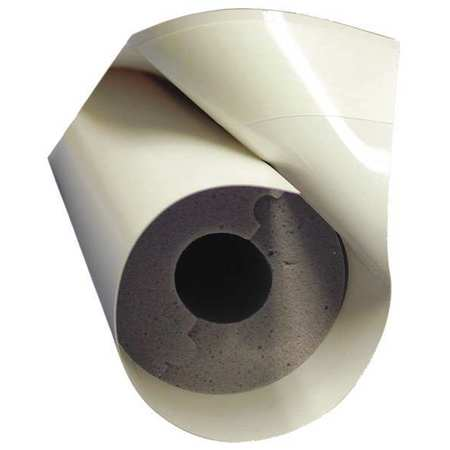 TECHLITE INSULATION 0879-0050CT100-PF-0920-01 Pipe Insulation,5/8 In. ID,4 ft. L