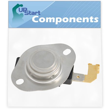 Kitchenaid Dryer Thermostat (3977767 Dryer Thermostat Replacement for KitchenAid KEYS700GZ0 Dryer - Compatible with WP3977767 High Limit Thermostat - UpStart Components Brand)