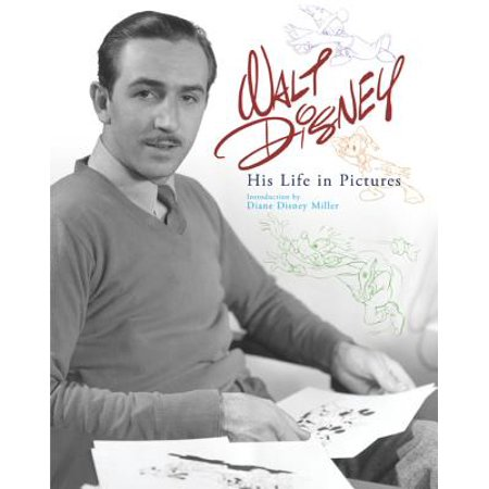Walt Disney : His Life in Pictures (Walt Disney Eeyore)