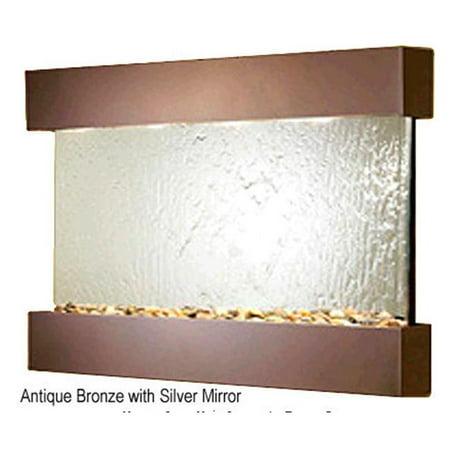 Adagio RCS3540 Reflection Creek - Silver Mirror Wall (Mirror Wall Fountain)
