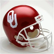 Victory Collectibles 31847 Oklahoma Sooners Full Size Replica Helmet