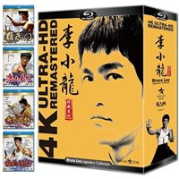 Bruce Lee Remastered Collection (Blu-ray)