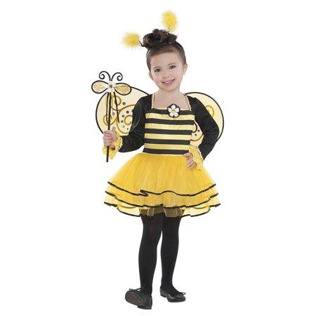 Ballerina Toddler Costume (Ballerina Bug Child Costume Bumblebee -)