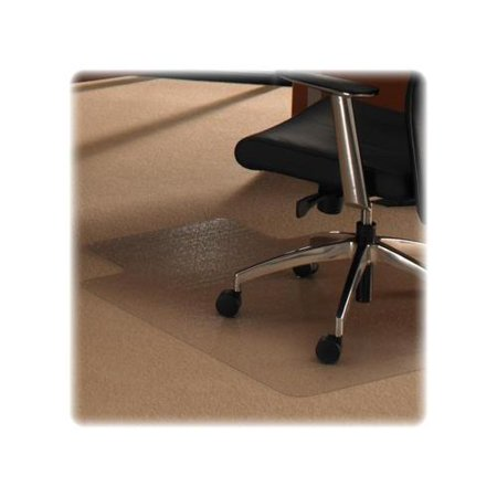 Cleartex Deep Pile Carpet Chair Mat FLR1113427LR