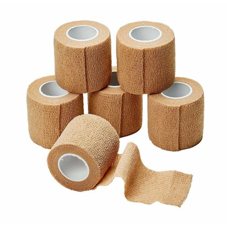 MEDca  Non-Woven Cohesive Wrap Self Adherent Bandages