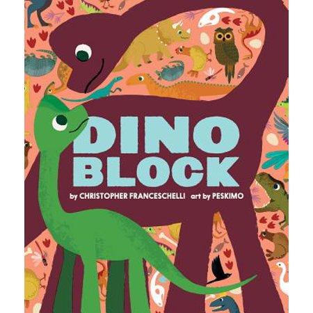 Dinoblock (Board Book) (Board Books Blocks)