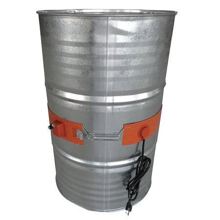 """Drum Heater,Elec,13A,115V,L66-3/4"""" 3CCZ7"""