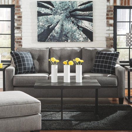 Pleasing Benchcraft Brindon Queen Sofa Sleeper Pabps2019 Chair Design Images Pabps2019Com