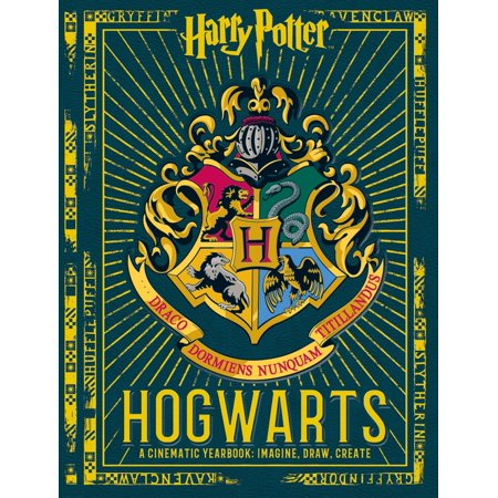 Hogwarts  A Cinematic Yearbook  Harry Potter