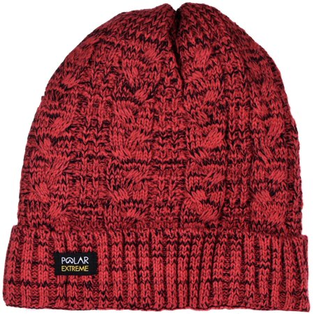 Knit Cuff Beanie - Women's Polar Extreme Insulated Thermal Knit Cuffed Beanie in 4 Great Colors