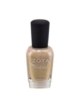 Zoya PixieDust Nail Polish, Godiva, 0.5 Fl Oz