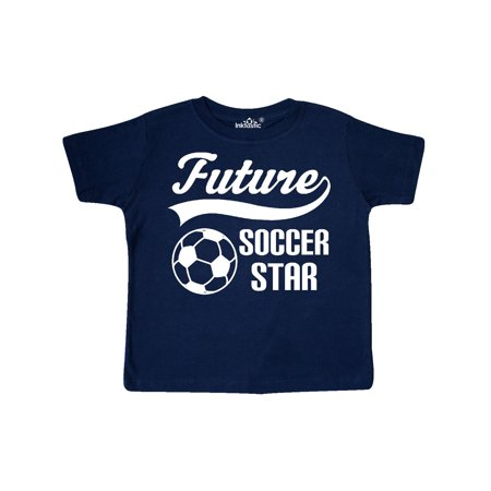 Future Soccer Star Ball Sports Toddler T-Shirt