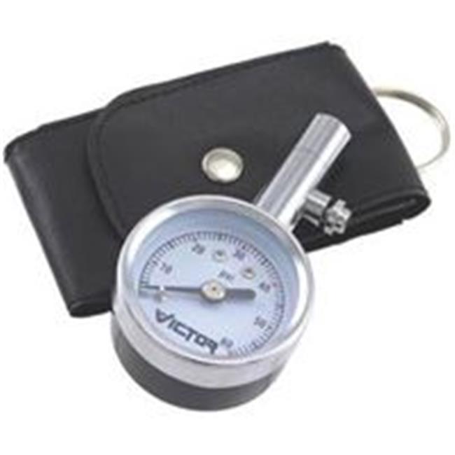 Victor Automotive Tire Gauge Low Pressure Dial 60023-8