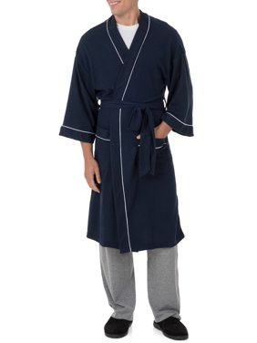 Fruit of the Loom Big & Tall Men's Beyondsoft Waffle Robe
