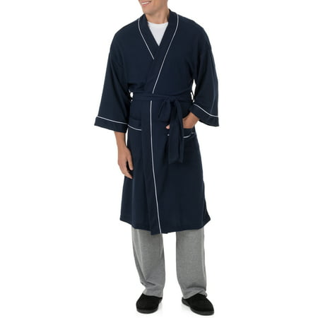 - Fruit of the Loom Big & Tall Men's Beyondsoft Waffle Robe