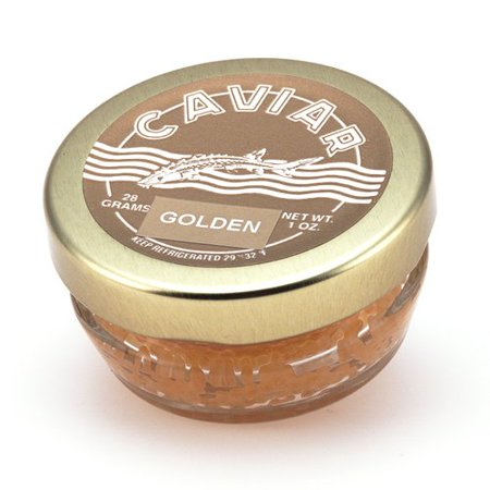 Whitefish Golden American Caviar - 7 oz ()