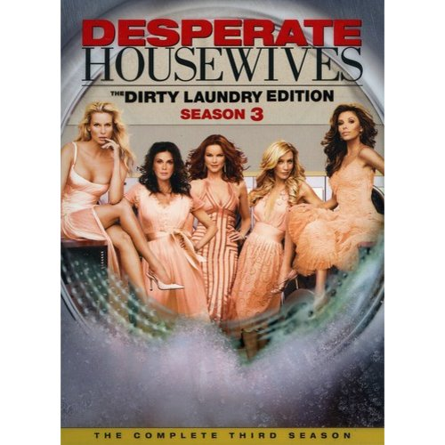 Desperate Housewives: The Complete Third Season (The Dirty Laundry Edition) (Widescreen)