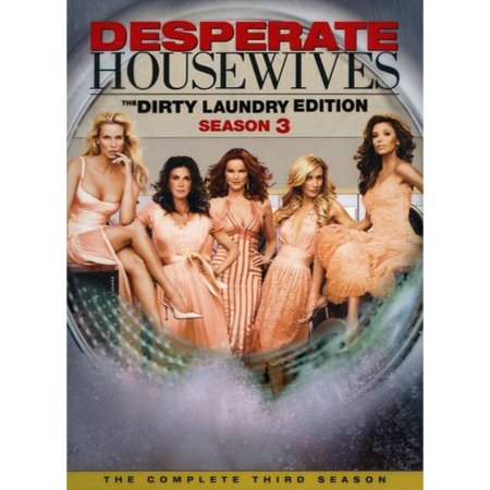Desperate Housewives: The Complete Third Season (The Dirty ...