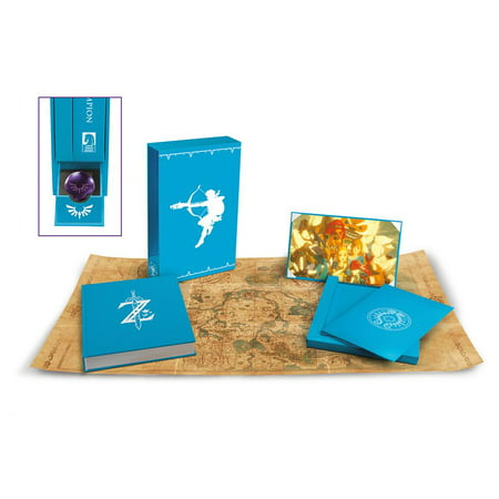 The Legend of Zelda: Breath of the Wild-Creating a Champion Hero's Edition (Hardcover)