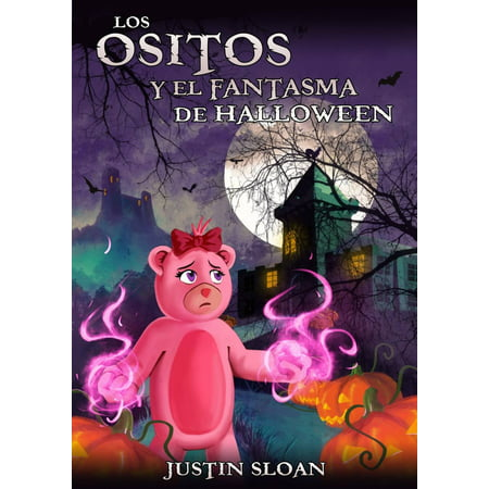 Los ositos y el fantasma de Halloween - eBook - Fantasmas Decorativos Halloween