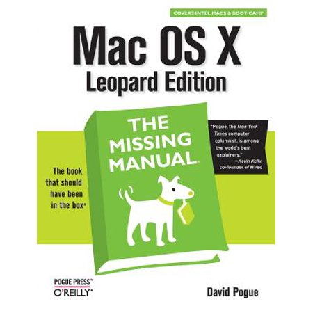 Mac OS X Leopard: The Missing