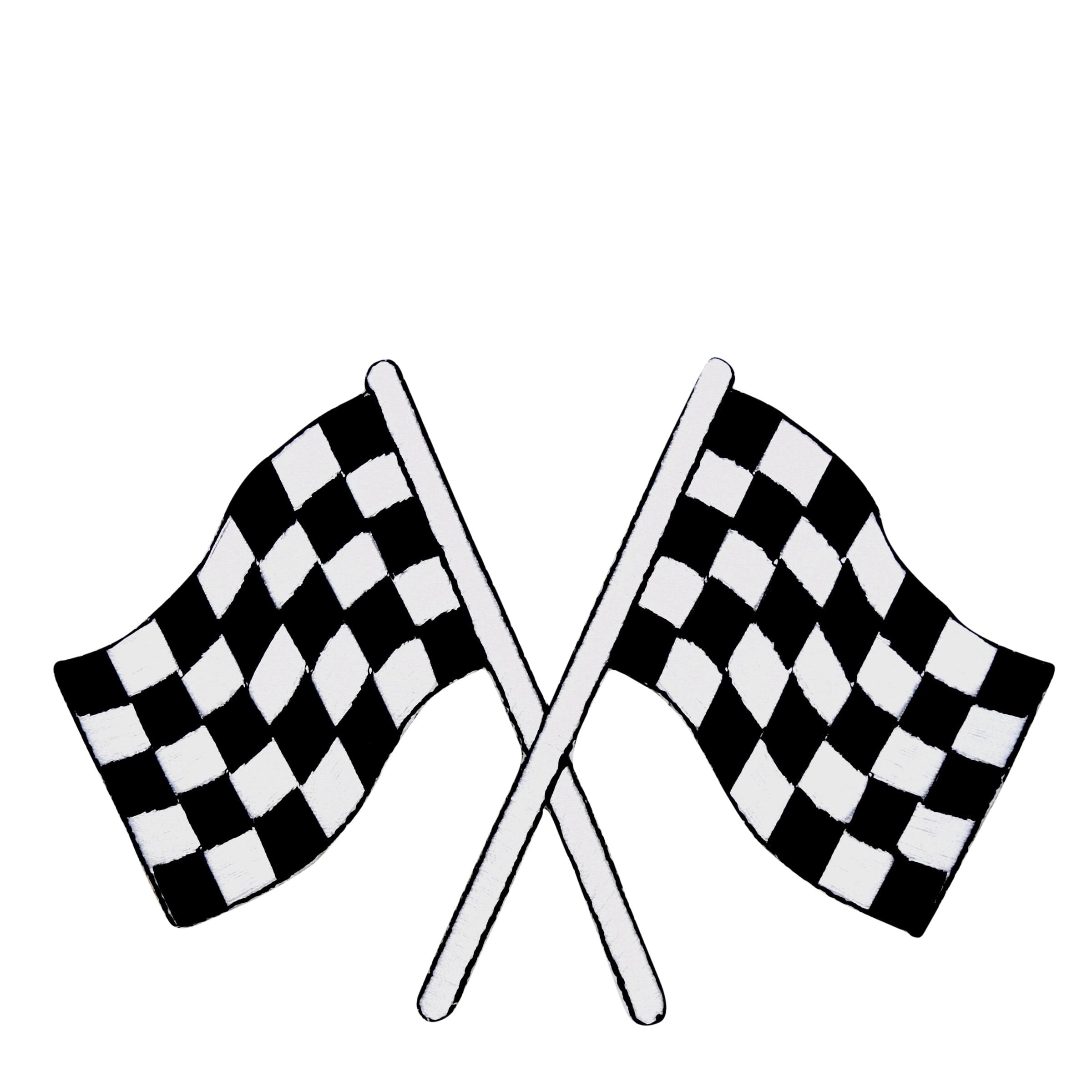 Xl Checkered Racing