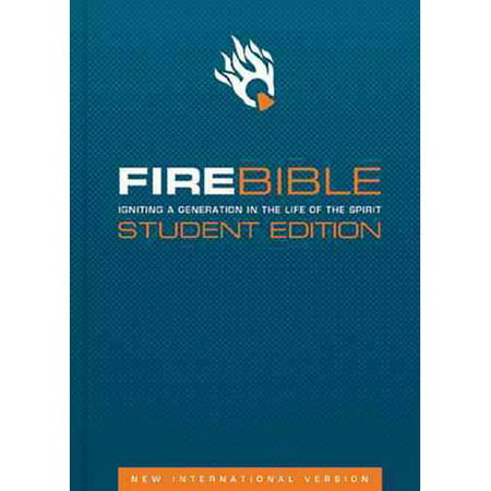 Fire Bible  New International Version