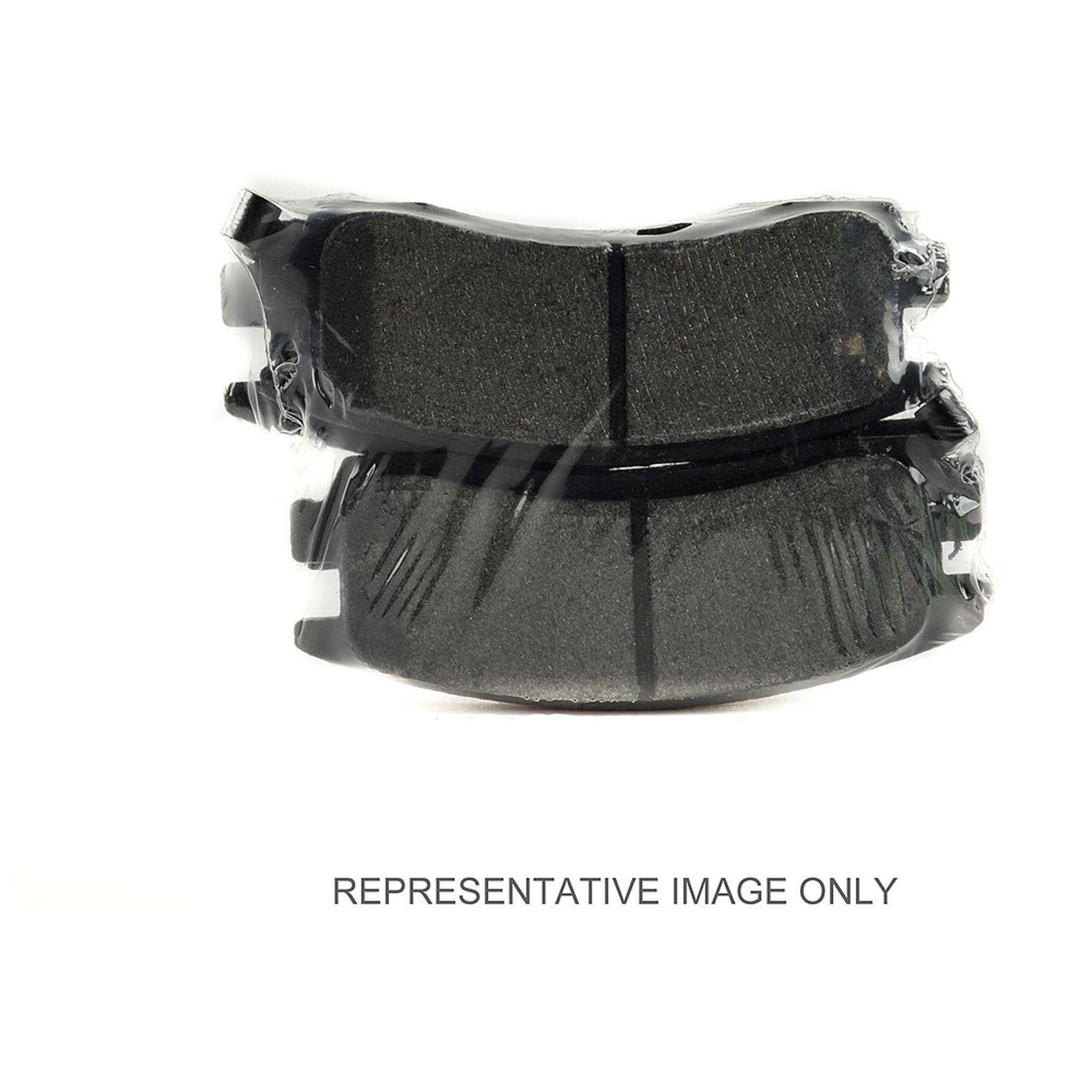 Bendix Brake Pad Kit, #Mrd507