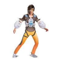 Overwatch Tracer Women's Deluxe Adult Halloween Costume