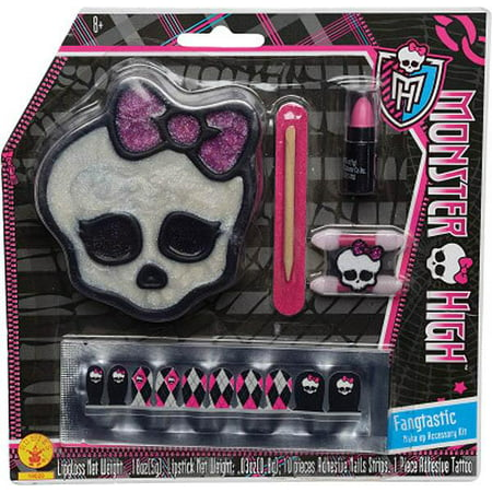 Monster High Fangtastic Costume Makeup Kit One Size