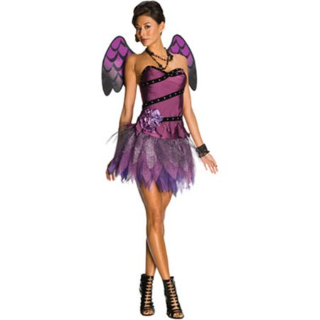 Women's Adult Heavenly Body  Purple Angel or Fairy - Adults Fairy Costumes