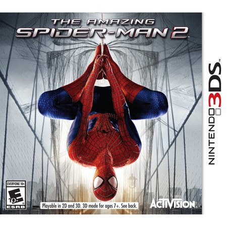The Amazing Spiderman 2  Nintendo 3Ds