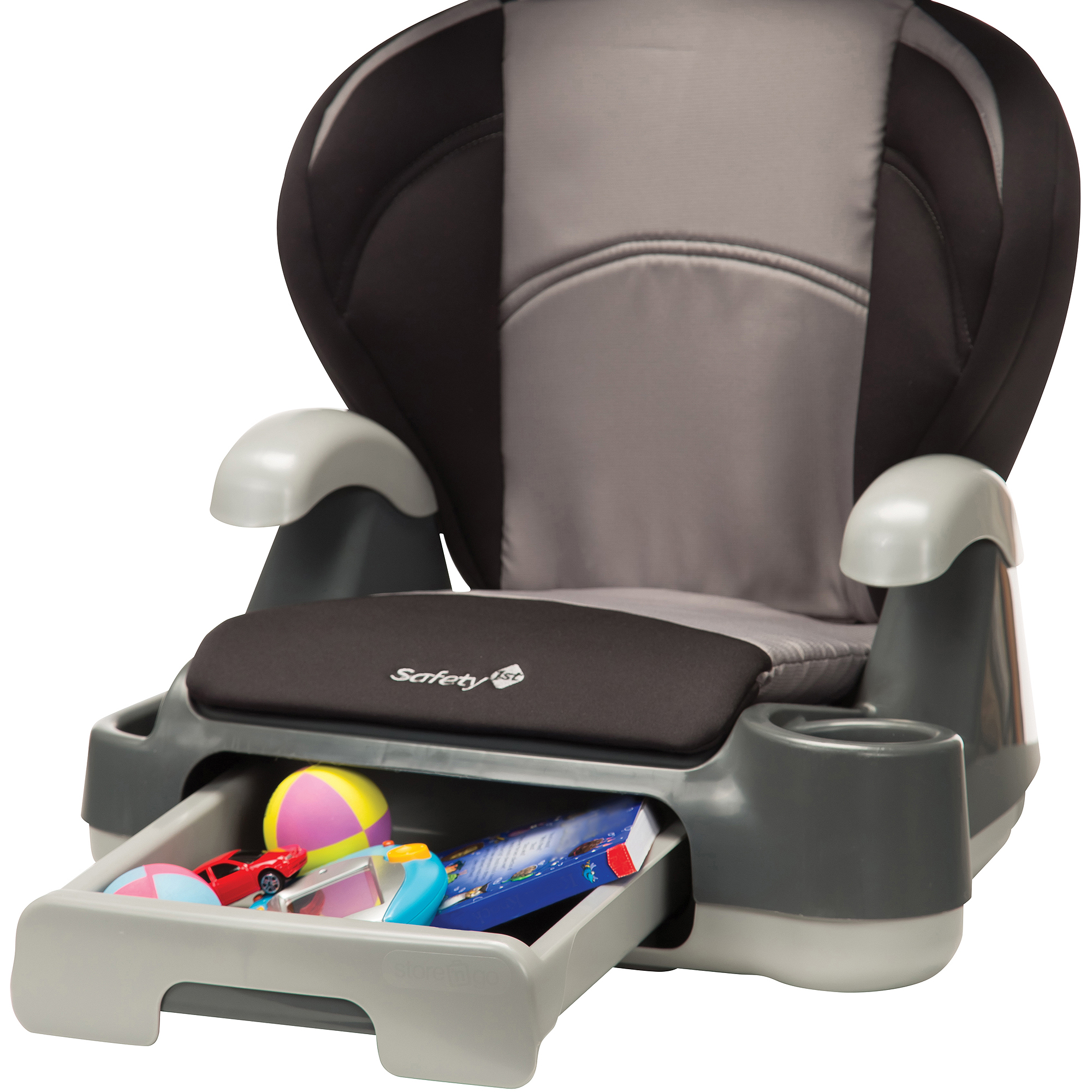 Safety 1st Store 'N Go Belt-Positioning Booster Car Seat, Hayes