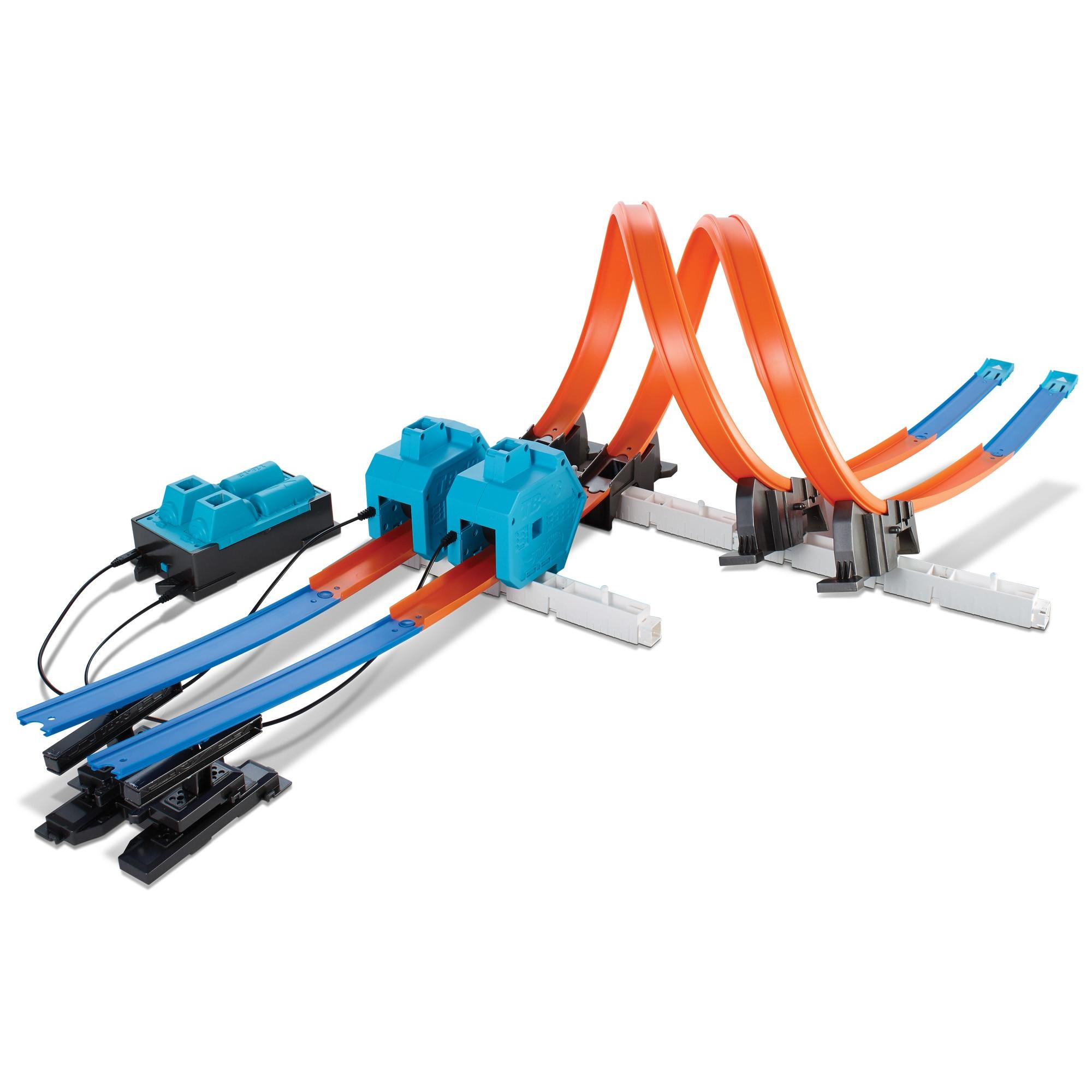 Hot Wheels Track Builder System Power Booster Kit by Mattel