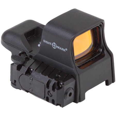 Sightmark Ultra Dual Shot Pro Spec Red Dot Sight, QD, Night Vision (Best Red Dot Sight For Browning Buckmark)