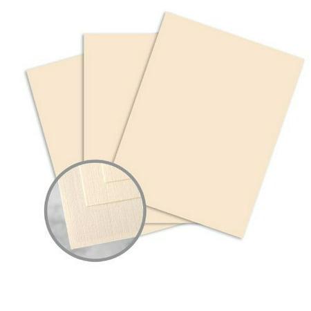Via Linen Natural Paper - 11 x 17 in 70 lb Text Linen 30% Recycled 500 per