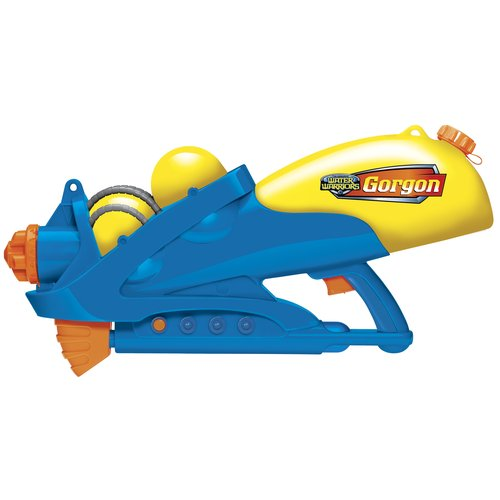 Buzz Bee Water Warriors Gorgon Water Gun by Buzz Bee Toys (HK) Co., Limited