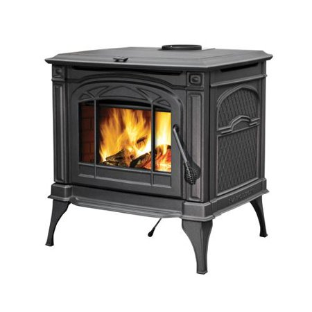 Napoleon 1400C EPA 2.25 Cubic Foot Cast Iron Wood Burning Leg Mount Stove