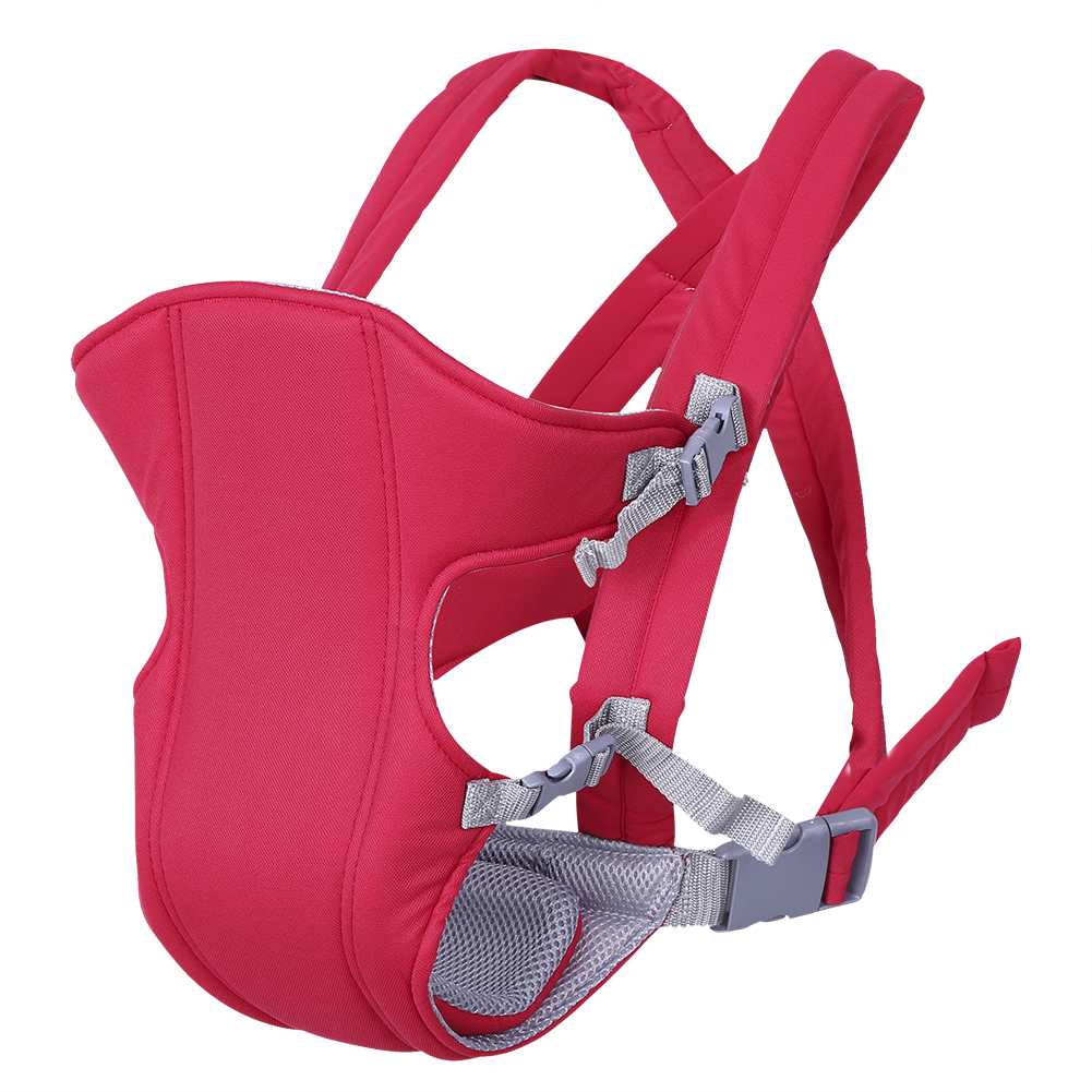 WALFRONT 1Pc Newborn Infant Baby Carrier Backpack Breathable Front Back Carrying Wrap Sling Seat New , Baby... by WALFRONT