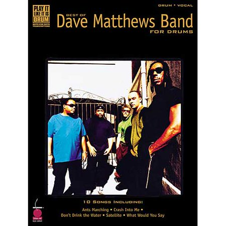 Best of the Dave Matthews Band for Drums by