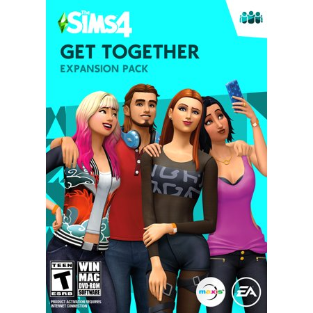 The SIMS 4: Get Together Expansion Pack, PC