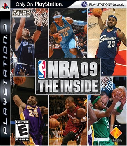 NBA '09 The Inside Playstation 3 by