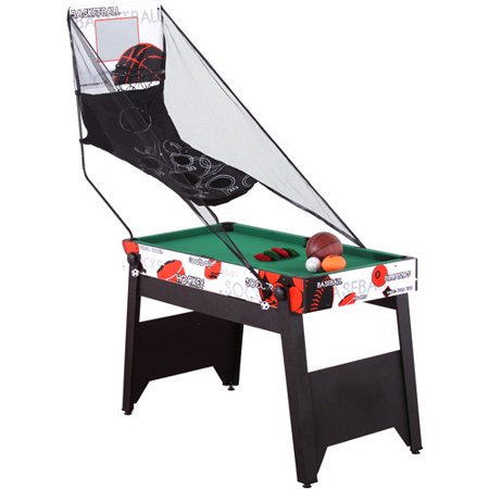 sportcraft titan 10 in 1 multi game table