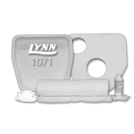 Lynn 1071 Replacement Combustion Chamber Kit For Peerless WB, WV, WBV ()