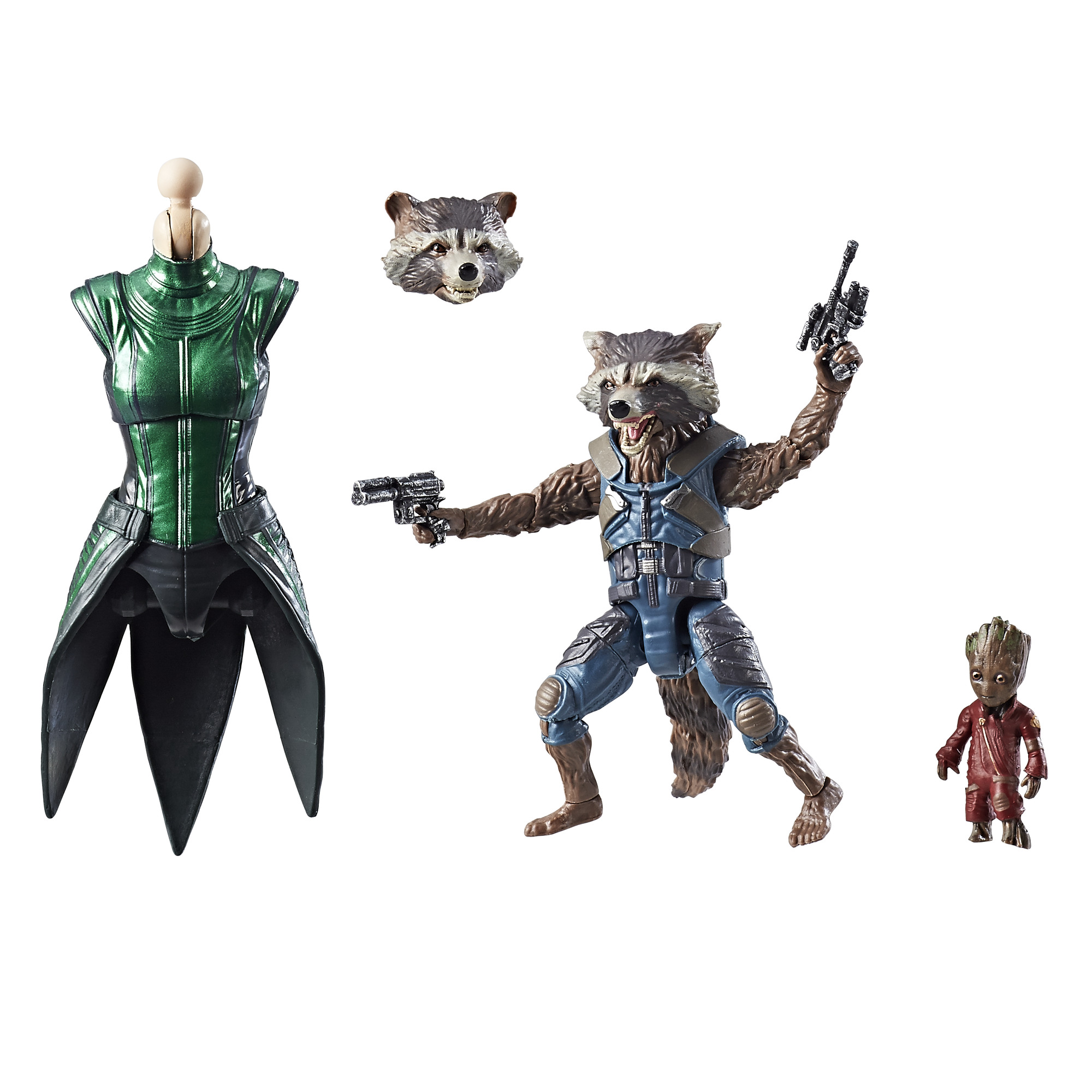 Marvel Guardians Of The Galaxy Legends Series Rocket Raccoon by Marvel Guardians Of The Galaxy