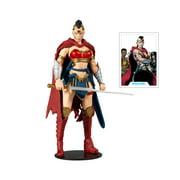 "DC Multiverse 7"" Action Figure - Build-a Wonder Woman Last Knight"