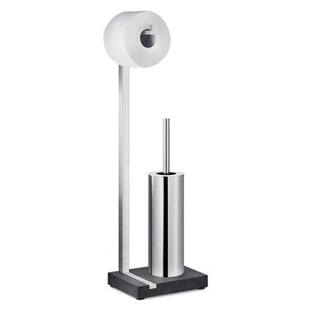 - Blomus Menoto Toilet Butler with Toilet Brush
