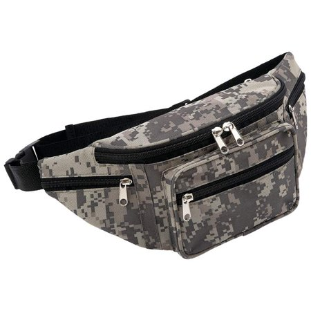 Extreme Pak™ Digital Camo Water-Repellent Waist Bag