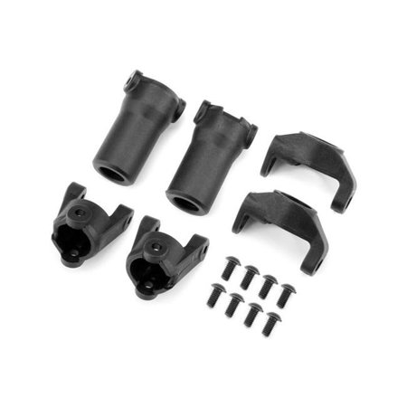 HPI Racing HPI116868 Axle Housing End Set for Venture Toyota