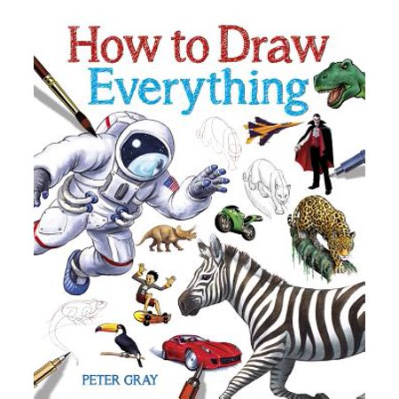 How to Draw Everything - Halloween Pics To Draw